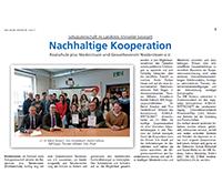 Blick Aktuell Nr. 14/2017 – Nachhaltige Kooperation von Realschule plus Niederzissen und Gewerbeverein Niederzissen