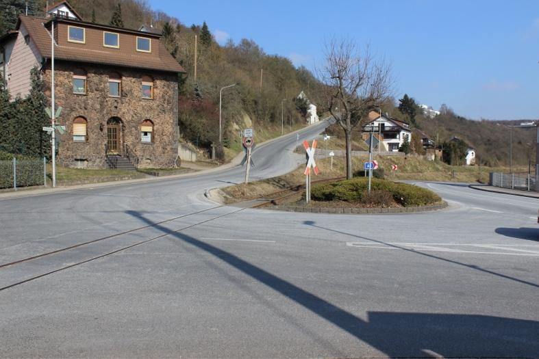 Bild der Waldorfer Strasse in Niederzissen