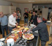 Ralf Degen und Jörg Quirbach waren brilliante Gastgeber