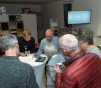 Stammtisch vom 08.11.2018 bei den Mitgliedern Ralf Degen und Jörg Quirbach