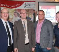 Der Gewerbeverein Niederzissen zu Gast beim Gewerbeverein Kempenicher Land e.V.