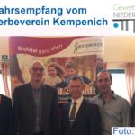 Neujahrsempfang des Gewerbeverein Kempenich